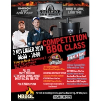 2 NOV 2019 COMPETITION BBQ CLASS
